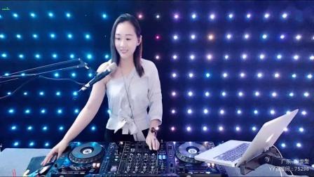 靓妹全新热爱音乐DJ2019现场美女打碟串烧Dj-雯雯(118)