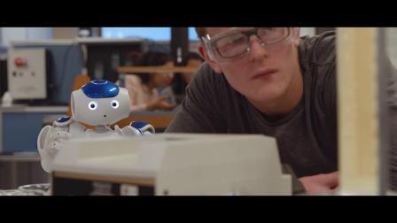 工程学院   跟随小小机器人探索工程学的世界