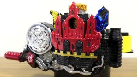 【搬运速送】Grease完美王国!假面骑士Build DX装备 测评