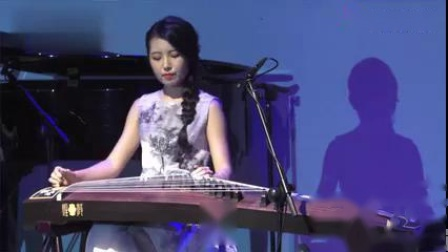【古筝+钢琴】王译茁《惙》(网络来源)