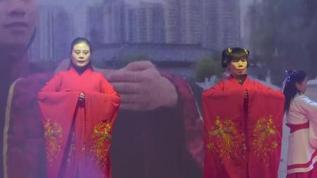 经典汉服礼仪舞蹈节目《礼仪之邦》表演者:鹰潭市月湖区传统服饰文化协会 周雪梅;高淑敏;熊波等