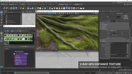 V-Ray Next for Maya update 2