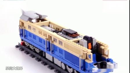 乐高东风号火车 4399小游戏