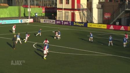 青训梯队比赛集锦:阿贾克斯U13-2 - Westlandia U13