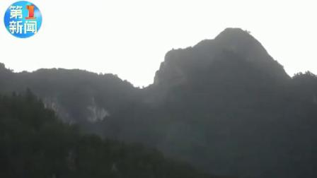 """【好神奇!商洛一山岭竟形似""""睡佛""""一般】神奇的大自然!在商洛市商州区麻街镇,有一座神似""""睡佛""""的山岭。这尊由山岭组成的""""睡佛""""在逆光下,佛头..."""