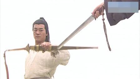 连城诀:父子俩打不过狄云,万震山独自逃命,儿子则成了剑下亡魂