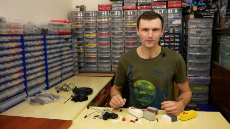 乐高电池盒1 – 9V