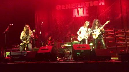 Generation Axe - 2019上海 END PART 波西米亚狂想曲