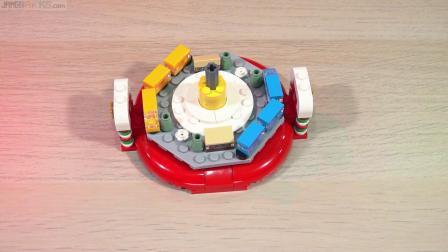 乐高40338 Christmas Tree LEGO积木砖家速拼