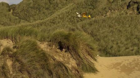"""约翰先森的""""喜欢""""沙丘的滑翔机      (*^_^*)"""