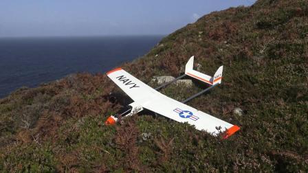 约翰先森的又一架双臂遥控滑翔机        (*^_^*)