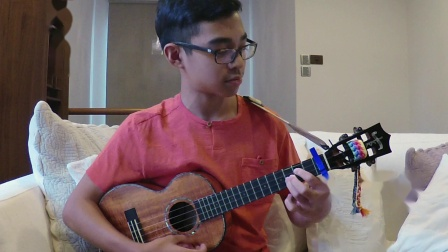 Evans Ukulele - Kiss The Rain by Yiruma