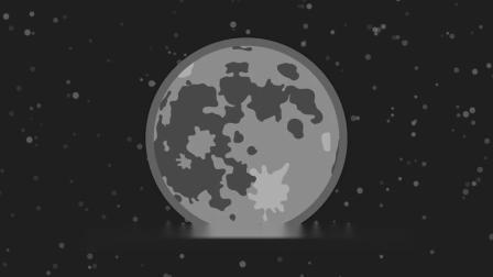 假如月球消失,地球会发生什么样的改变? #月亮   #月球消失