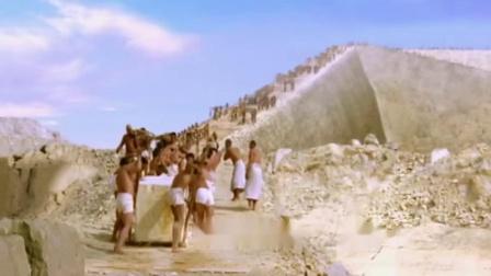 金字塔是如何修建的,最靠谱的两种说法。#金字塔 #古埃及文明 #头条小说