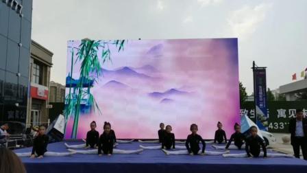 """2019年长城舞蹈专修学校""""美丽新天地""""演出《国风》"""