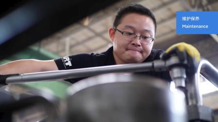 中国首条AP&T热成型生产线在14年后仍保持极佳性能