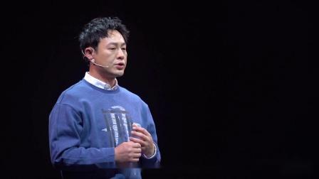 张颂文:我用了20 年来证明,努力是有用的