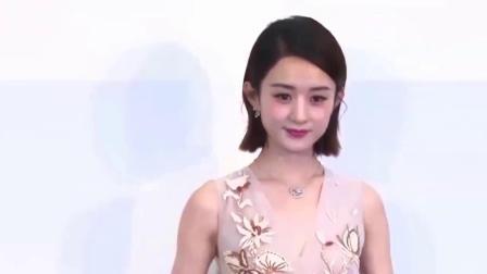 赵丽颖与张慧雯斗舞后,网友:大眼睛太可爱了