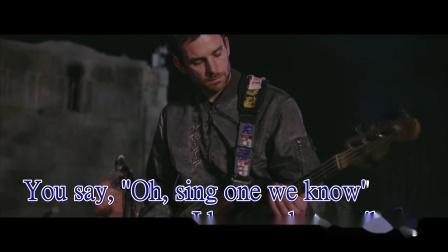 Coldplay--Sparks--MTV--英语消音--女唱--高清版本