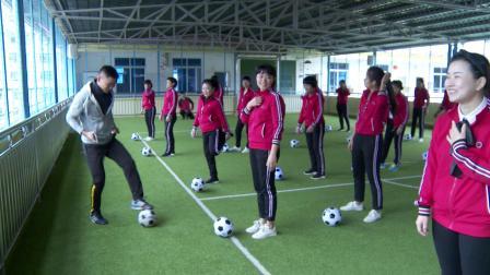 07 大埔县实验幼儿园 足球培训 携手前进 互助成长 足球教学体验活动1