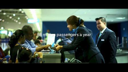 数字化控制全球最繁忙之一的国际机场的电力供应