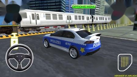 城市警车兰瑟驾驶模拟器和火车最佳安卓游戏