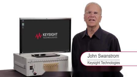 利用 Keysight 的 PXI 矢量网络分析仪进行多端口测试