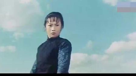 铁掌旋风腿:丽君武功高强,一招击败日本空手道高手,招式凌厉