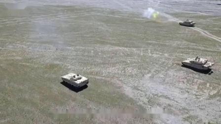 坦克如何应对直升机的致命威胁?其实很简单