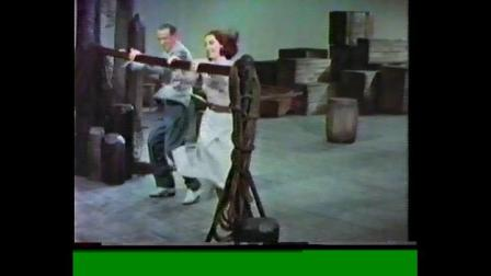 吉恩·凯利--电影舞蹈中的片断