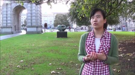 中国学生在圣三一大学