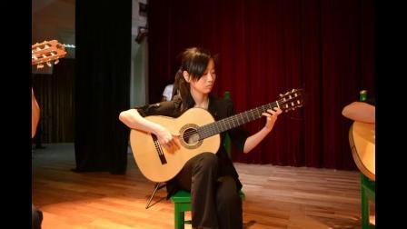 中華之聲flamenco 結他獨奏Serranas
