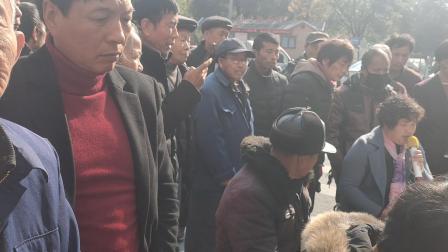 浦江县旅游什锦班在江南大帥面包蛋糕店开业演唱