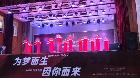 现场直播:著名女中音歌唱家满静再次荣任北京电视台春晚《为梦而生*因你而来》河北保定决赛评委【江改银报道】