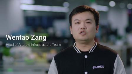 SHAREit - Sharing wonderful moments using Android