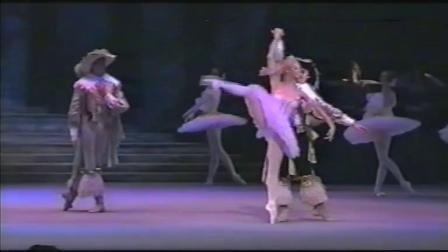1999 莫大 睡美人 Svetlana Lunkina. Konstantin Ivanov 1