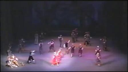 1999 莫大 睡美人 Svetlana Lunkina. Konstantin Ivanov 2