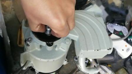 自吸泵水封拆卸
