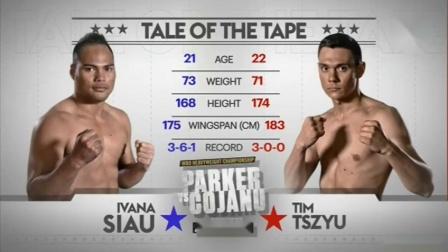 20170506 Tim Tszyu Vs Ivana Siau