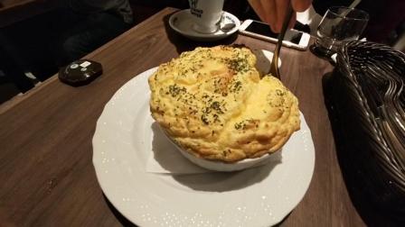 星乃咖啡舒芙蕾欧姆蛋焗烤饭