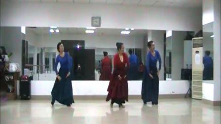 尼泊尔舞蹈《就是喜欢你》编舞:舞精灵
