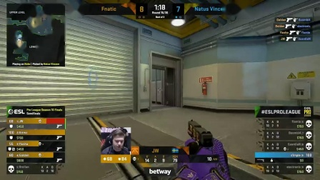 SEMIFINAL! NaVi vs Fnatic _Highlights