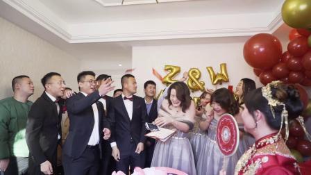 MASON美生 ZHANG+WU 希尔顿酒店 现场快剪