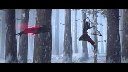 《雪鹰领主》:让我同哥哥一起挥动武器去战斗——青石