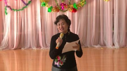 17级古典舞班毕业联欢会视频(全程)