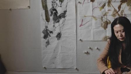 时代名家专访:蔡珺——美女书画家,其多才多艺。国画师承当代大写意名家张立辰先生;书法受张传伟老师启蒙,作品备受收藏家青睐,我们一起欣赏其作品【江改银报道】