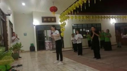 功夫瑜伽教学视频(坤)