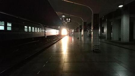 【卖萌随拍】00107 安康站一站台停车 21.48