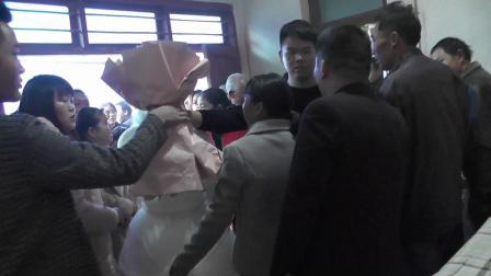 魏林 刘姣姣婚礼