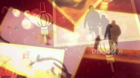 ae片头 同学聚会 怀旧视频 D67喜庆寿庆寿宴开场AE模板生日快乐祝福视频感恩父母长辈生日庆典视频 ae下载